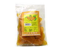 yummy dried sweet potato